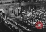 Image of Dwight D Eisenhower Ottawa Ontario Canada, 1958, second 34 stock footage video 65675072511