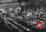 Image of Dwight D Eisenhower Ottawa Ontario Canada, 1958, second 35 stock footage video 65675072511