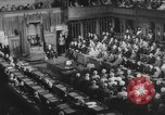 Image of Dwight D Eisenhower Ottawa Ontario Canada, 1958, second 36 stock footage video 65675072511