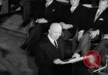 Image of Dwight D Eisenhower Ottawa Ontario Canada, 1958, second 41 stock footage video 65675072511
