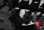Image of Dwight D Eisenhower Ottawa Ontario Canada, 1958, second 42 stock footage video 65675072511