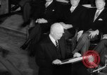 Image of Dwight D Eisenhower Ottawa Ontario Canada, 1958, second 61 stock footage video 65675072511