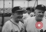 Image of Major League Baseball 25th All Star Game Baltimore Maryland USA, 1958, second 17 stock footage video 65675072512