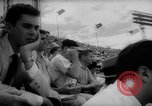 Image of Major League Baseball 25th All Star Game Baltimore Maryland USA, 1958, second 49 stock footage video 65675072512