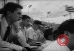 Image of Major League Baseball 25th All Star Game Baltimore Maryland USA, 1958, second 50 stock footage video 65675072512