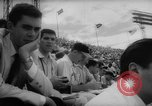 Image of Major League Baseball 25th All Star Game Baltimore Maryland USA, 1958, second 51 stock footage video 65675072512
