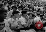 Image of Major League Baseball 25th All Star Game Baltimore Maryland USA, 1958, second 59 stock footage video 65675072512