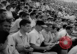 Image of Major League Baseball 25th All Star Game Baltimore Maryland USA, 1958, second 61 stock footage video 65675072512
