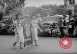 Image of Lions Clubs International parade Chicago Illinois USA, 1958, second 15 stock footage video 65675072516
