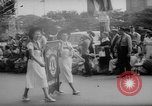 Image of Lions Clubs International parade Chicago Illinois USA, 1958, second 16 stock footage video 65675072516