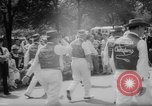 Image of Lions Clubs International parade Chicago Illinois USA, 1958, second 22 stock footage video 65675072516