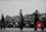 Image of Lions Clubs International parade Chicago Illinois USA, 1958, second 28 stock footage video 65675072516