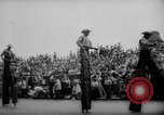 Image of Lions Clubs International parade Chicago Illinois USA, 1958, second 29 stock footage video 65675072516