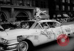 Image of Lions Clubs International parade Chicago Illinois USA, 1958, second 32 stock footage video 65675072516