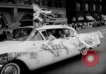 Image of Lions Clubs International parade Chicago Illinois USA, 1958, second 33 stock footage video 65675072516