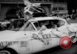 Image of Lions Clubs International parade Chicago Illinois USA, 1958, second 34 stock footage video 65675072516