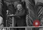 Image of Bishop John A Gregg Port Moresby Papua New Guinea, 1943, second 35 stock footage video 65675072539
