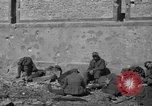 Image of German prisoners guarded by US MPs during World War II Periers France, 1944, second 10 stock footage video 65675072547