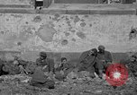 Image of German prisoners guarded by US MPs during World War II Periers France, 1944, second 17 stock footage video 65675072547