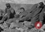 Image of German prisoners guarded by US MPs during World War II Periers France, 1944, second 18 stock footage video 65675072547
