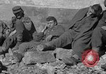 Image of German prisoners guarded by US MPs during World War II Periers France, 1944, second 19 stock footage video 65675072547