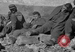 Image of German prisoners guarded by US MPs during World War II Periers France, 1944, second 20 stock footage video 65675072547