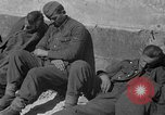 Image of German prisoners guarded by US MPs during World War II Periers France, 1944, second 37 stock footage video 65675072547
