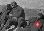Image of German prisoners guarded by US MPs during World War II Periers France, 1944, second 40 stock footage video 65675072547