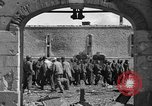 Image of German prisoners guarded by US MPs during World War II Periers France, 1944, second 49 stock footage video 65675072547