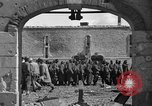 Image of German prisoners guarded by US MPs during World War II Periers France, 1944, second 50 stock footage video 65675072547