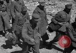 Image of German prisoners guarded by US MPs during World War II Periers France, 1944, second 58 stock footage video 65675072547