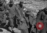 Image of German prisoners guarded by US MPs during World War II Periers France, 1944, second 61 stock footage video 65675072547
