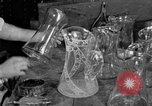 Image of cut glass making United States USA, 1919, second 3 stock footage video 65675072549