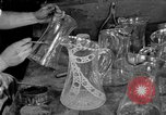 Image of cut glass making United States USA, 1919, second 12 stock footage video 65675072549
