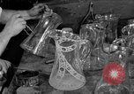 Image of cut glass making United States USA, 1919, second 13 stock footage video 65675072549