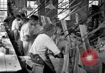 Image of cut glass making United States USA, 1919, second 56 stock footage video 65675072549