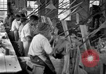 Image of cut glass making United States USA, 1919, second 57 stock footage video 65675072549