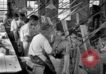 Image of cut glass making United States USA, 1919, second 58 stock footage video 65675072549
