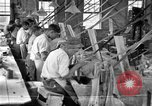 Image of cut glass making United States USA, 1919, second 59 stock footage video 65675072549
