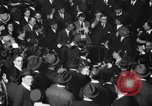 Image of cotton bidding New York United States USA, 1922, second 52 stock footage video 65675072555