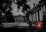 Image of Allied Control Authority Building Berlin Germany, 1953, second 28 stock footage video 65675072558