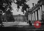 Image of Allied Control Authority Building Berlin Germany, 1953, second 29 stock footage video 65675072558