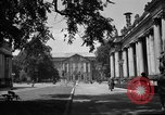 Image of Allied Control Authority Building Berlin Germany, 1953, second 36 stock footage video 65675072558
