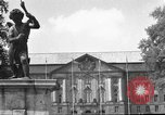 Image of Allied Control Authority Building Berlin Germany, 1953, second 40 stock footage video 65675072558