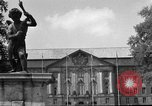 Image of Allied Control Authority Building Berlin Germany, 1953, second 42 stock footage video 65675072558