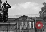 Image of Allied Control Authority Building Berlin Germany, 1953, second 49 stock footage video 65675072558