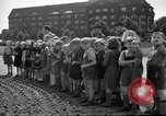 Image of Airlift Memorial Berlin Germany, 1953, second 46 stock footage video 65675072560
