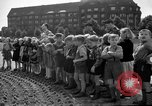 Image of Airlift Memorial Berlin Germany, 1953, second 47 stock footage video 65675072560