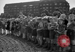 Image of Airlift Memorial Berlin Germany, 1953, second 52 stock footage video 65675072560