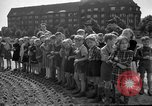 Image of Airlift Memorial Berlin Germany, 1953, second 56 stock footage video 65675072560